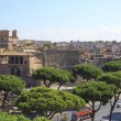 Forum of Augustus in the Imperial Fora, Rome, Italy — Stock Photo #58911553