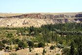 Fantastiska geologiska egenskaper i kappadokien, turkiet — Stockfoto