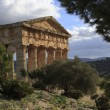 Segesta Greek temple in Sicily — Stock Photo #61715049