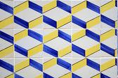 Azulejos de Lisboa — Fotografia Stock