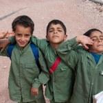 Постер, плакат: Boys in Yemen