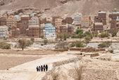 Girls in Yemen — Stock Photo