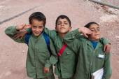 Boys in Yemen — Stock Photo