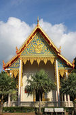 Wat temple in Bangkok, Thailand — Stock Photo