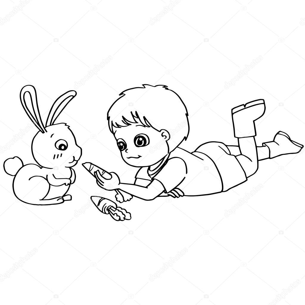Раскраска детское питание