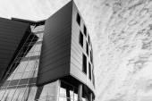 Parete del primo piano di edificio per uffici — Foto Stock