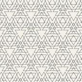 Бесшовный фон с геометрической плитки — Cтоковый вектор