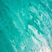 Beautiful cyan acrylic background — Photo