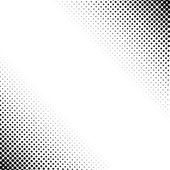 Halftone background — Stock Photo