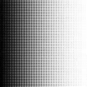 Halftone dots background — Stock Photo