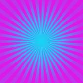Purple and blue starburst  background — Stock Photo