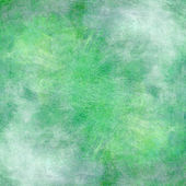 Green beautiful painted background — Stock Photo