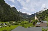 Village Heiligenblut — Stock Photo