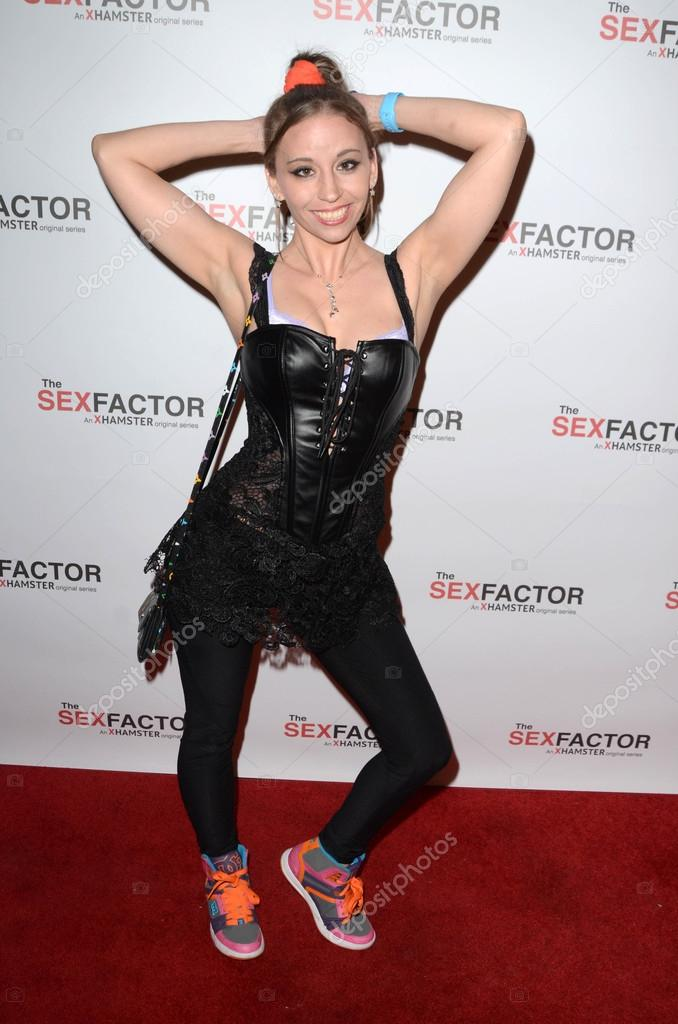 Norah Nova - pornographic actress – Stock Editorial Photo ...