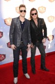 Brian Kelley, Tyler Hubbard — Stock Photo