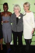 Lupita Nyong'o, June Squibb, Helen Mirren — Stock Photo