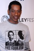 Orlando Jones — Stock Photo