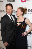 Stephen Moyer, Anna Paquin — Stock Photo