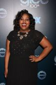 Amber Riley — Stock Photo