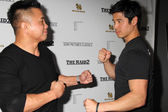 Cung Le, Jon Lee Brody — Stock Photo