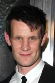 Matt Smith — Stock Photo