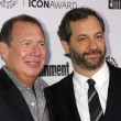 Постер, плакат: Garry Shandling and Judd Apatow