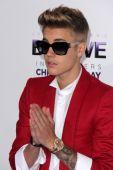 Justin Bieber — Foto de Stock