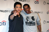 John Cho and  Orlando Jones — Stock Photo