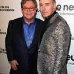 Elton John, David Furnish — Stock Photo #52063711
