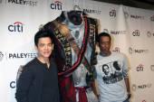 John Cho, Headless Horseman and  Orlando Jones — Stock Photo