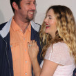 Постер, плакат: Adam Sandler and Drew Barrymore