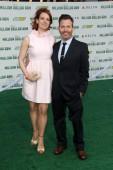 Lauren Dixon and Neil Mandt — Stock Photo
