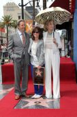 Beau Bridges, Sally Field and Jane Fonda — Stock Photo