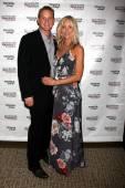 Cole Hauser and Cynthia Daniel — Stock Photo