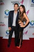 Jorge Perez and Megan Pormer — Stock Photo