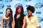 Kristen O'Connor, Jessica Meus and, Majesty Rose — Stock Photo