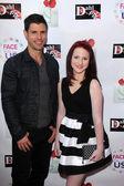 Andy Martinez Jr. and Madisyn Avila — Stock Photo