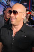 Vin Diesel — Stock Photo