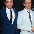 Постер, плакат: Robert Pattinson and Guy Pearce