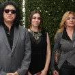 ������, ������: Gene Simmons Sophie Simmons and Shannon Tweed