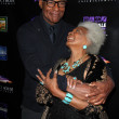 Постер, плакат: Michael Dorn and Nichelle Nichols
