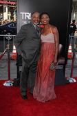 Gregg Daniel and Adina Porter — Stock Photo