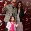 Постер, плакат: John Varvatos and family