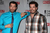 Drew Scott and Jonathan Scott — Stock Photo