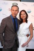 Jeffrey Alan Marks and Lisa Bowles — Foto de Stock