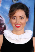 Aubrey Plaza — Stock Photo