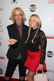 Andy Dick, Bree Olson — Stock Photo