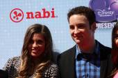 Danielle Fishel and Ben Savage — Stock Photo
