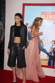 Zendaya and Bella Thorne — Stock Photo