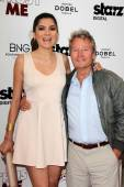 Blanca Blanco and John Savage — Stock Photo